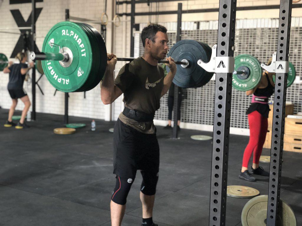 CrossFit Perth - Artax - Member of the Month